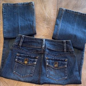 Cabi jeans- contemporary fit size 2